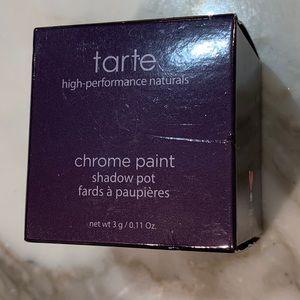 NIB Authentic Tarte Chrome Paint Pot Park Ave